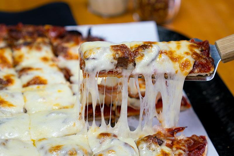 Heart Stopper Pizza