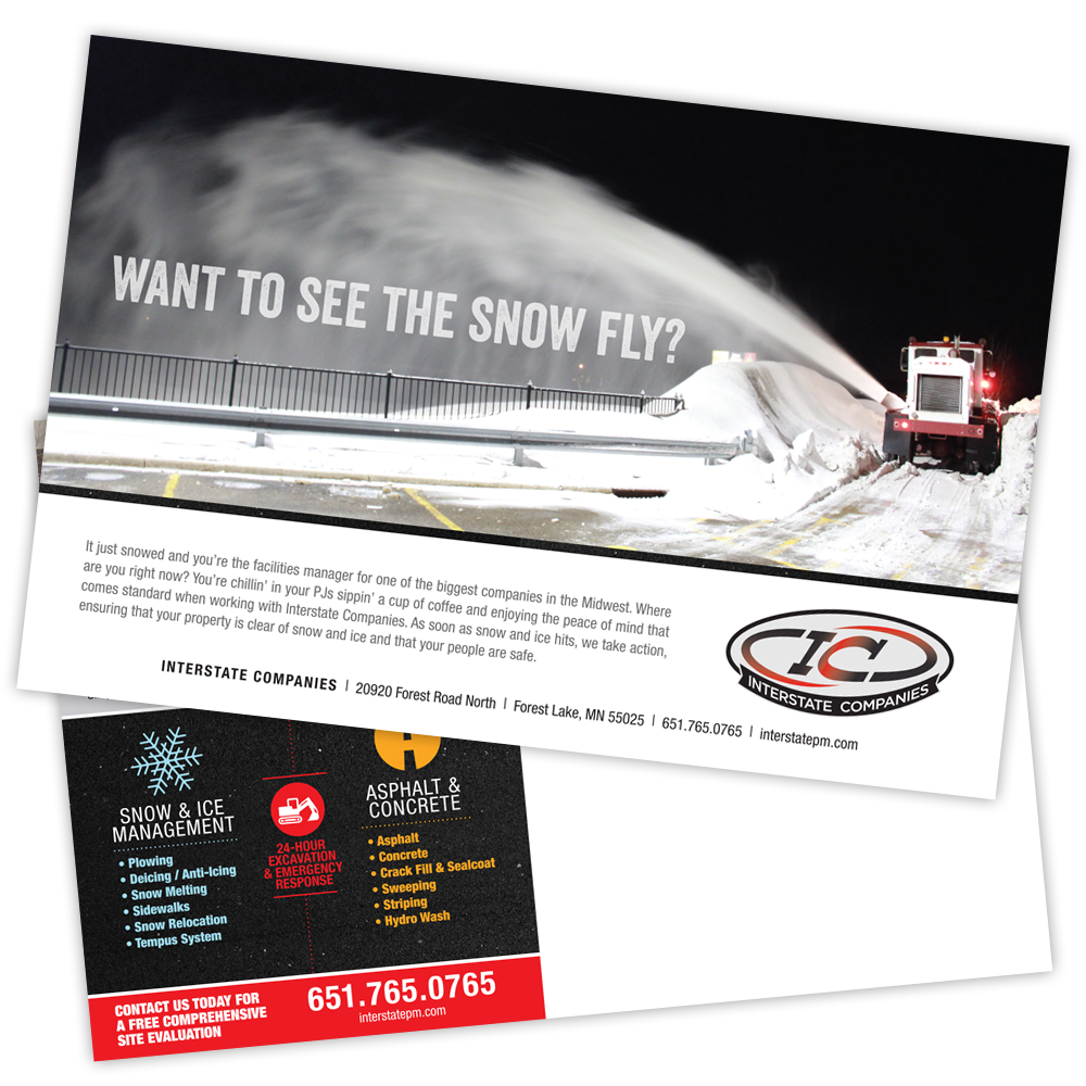 interstate direct mail sample